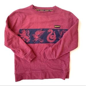 Harry Potter Boys Crewneck Sweatshirt